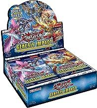 YuGiOh Genesis Impact Booster Box PRE Sale Ship 12/18