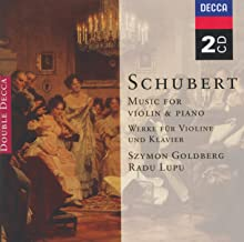 Best schubert sonatas for violin and piano Reviews