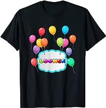 LOONER Balloon Fetish Loonatic T Shirt