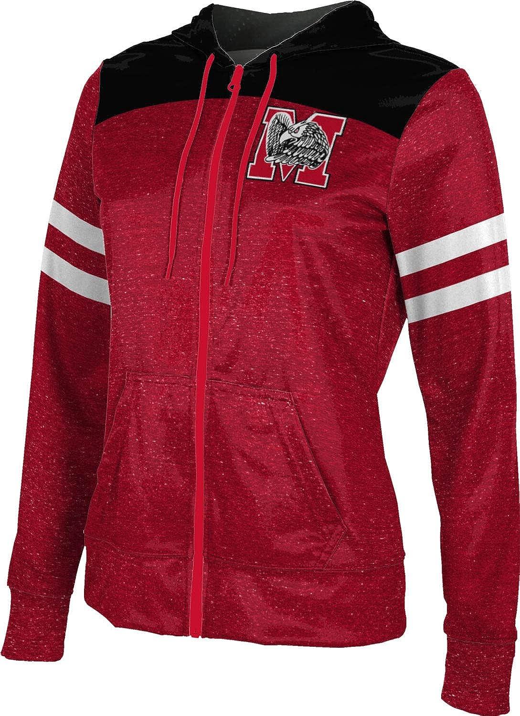ProSphere Milford High School Max 56% OFF Hoodie Brand new Spiri Zipper Girls'