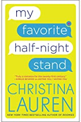 My Favorite Half-Night Stand Kindle Edition