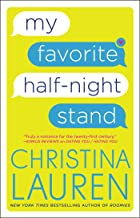 Best christina lauren my favorite half night stand Reviews