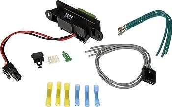 Dorman 973-069 Rear Blower Motor Resistor Kit for Select Chevrolet/GMC Models