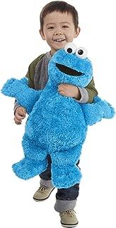 Playskool Sesame Street Cookie Monster Jumbo Plush 20 Inches