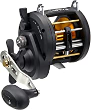 Piscifun Salis X Trolling Reel 6.2:1 High Speed Inshore Saltwater Round Baitcasting Fishing Reels Level Wind Conventional Reel
