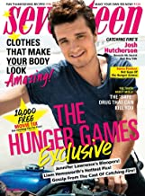 Seventeen Magazine (November 2013) Josh Hutcherson - Hunger Games Catching Fire