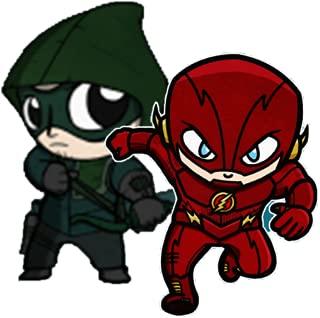 Fan-Wallpapers Flash&Arrow