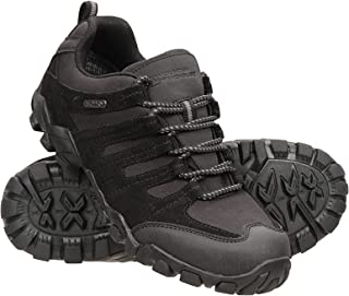 Mountain Warehouse Belfour Womens Walking Shoes - Lightweight Hiking Shoes, Breathable, Lace Up Trainers - for Trekking, G...