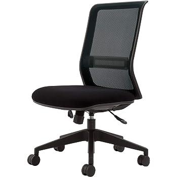 コクヨ エントリー 椅子 ブラック メッシュタイプ デスクチェア 事務椅子 コクヨリーズナブルシリーズ CR-BK9000BKD-W 【ラクラク納品サービス】