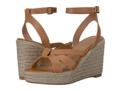 Soludos Charlotte Wedge (Nude) Women