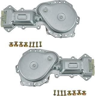 12 Tooth Door Power Window Lift Motor Pair Set of 2 for Chevy GMC Truck Pontiac