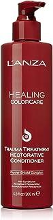 L'ANZA Trauma Treatment Restorative Conditioner- Hair Color Conditioner - Hair Conditioner for Color Treated Hair