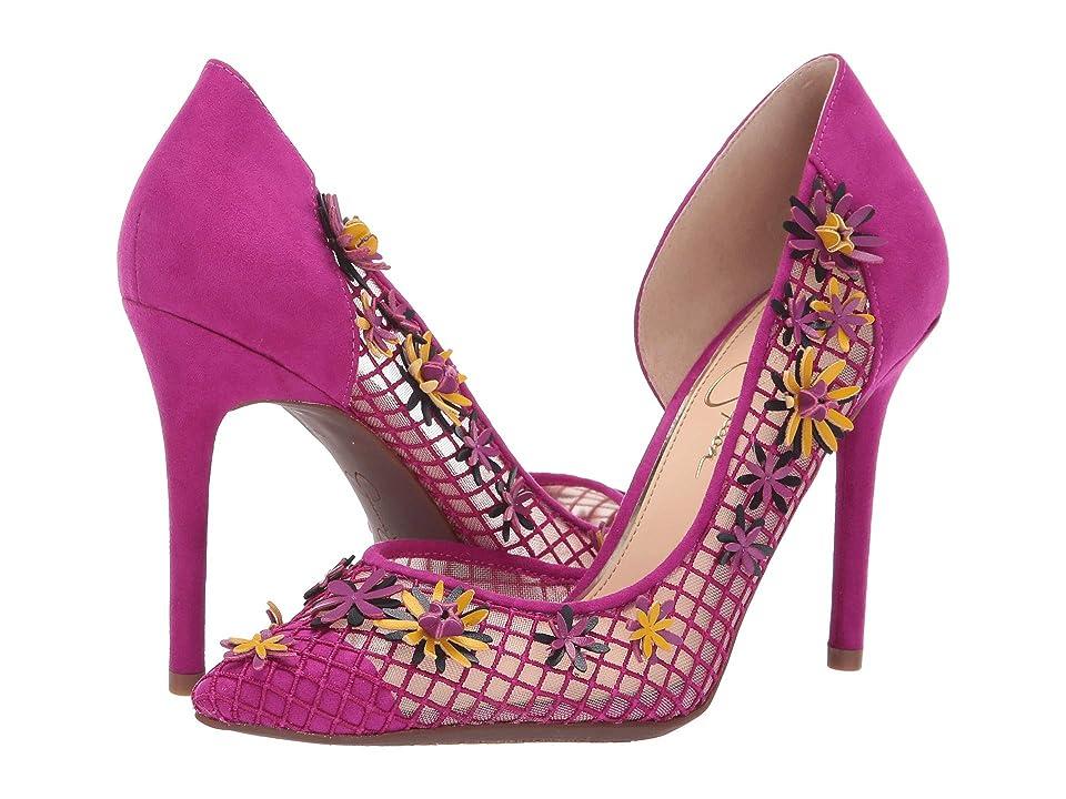 Jessica Simpson Leighah (Vivid Orchid) High Heels