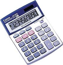 Canon LS100TS 10-Digit Calculator, Solar/Battery Powered