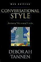 Conversational Style: Analyzing Talk among Friends