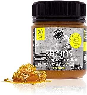 wedderspoon raw manuka honey active 16