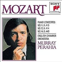 Mozart: Piano Concertos Nos. 11, 12 & 14