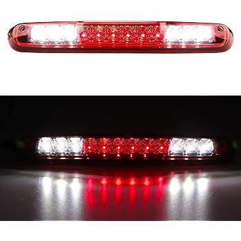 Red LED 3RD Brake Light Cargo Lamp For 2007-2010 Chevy Silverado GMC Sierra
