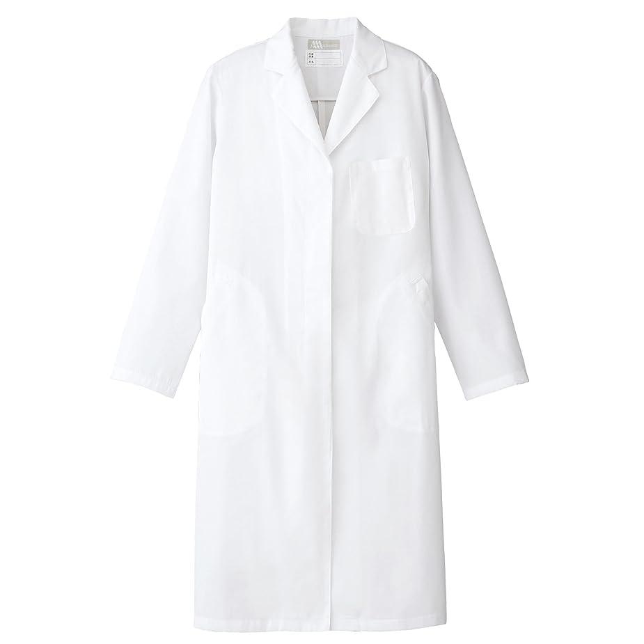 レンド揮発性安いです【Lumiere】ルミエール 女性用 実験衣 診察衣 ドクターコート シングル白衣 (861314) 【S,M,L,LL,3L,4L5L,6Lサイズ展開】