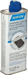 Norton Abrasives 07660787940 4-1/2 oz. Sharpening Stone Oil