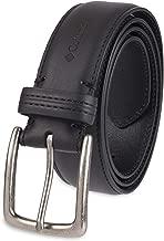 Columbia Men's Trinity 35mm Feather Edge Belt,Black,34