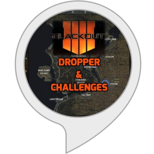 Blackout Dropper and Challenges