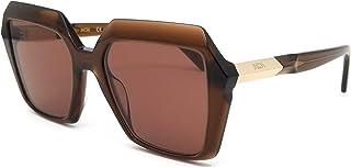 ام سي ام نظارات شمسية نسائي، بني