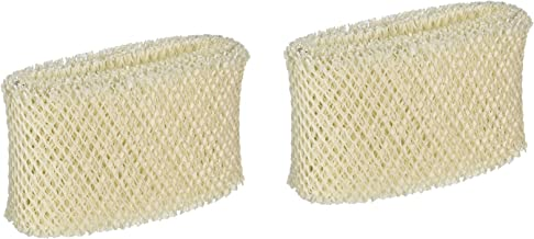 Ximoon Humidifier Filter Replacements for Vicks & Kaz WF2, Fit Vicks V3500N, V3100, V3900 Series, V3700, Sunbeam 1118 Series (2)