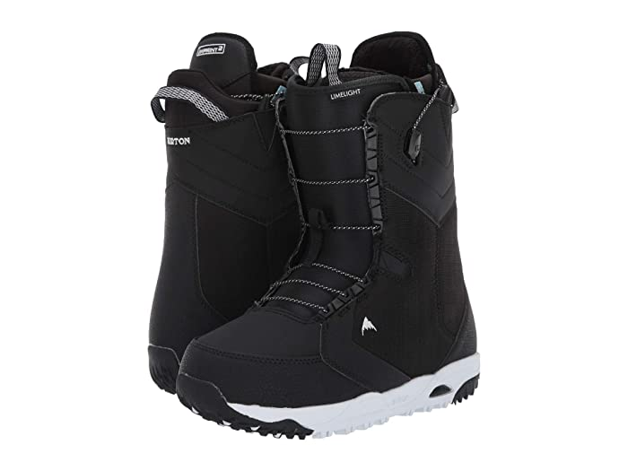 Burton  Limelight Snowboard Boot (Black 2) Womens Cold Weather Boots