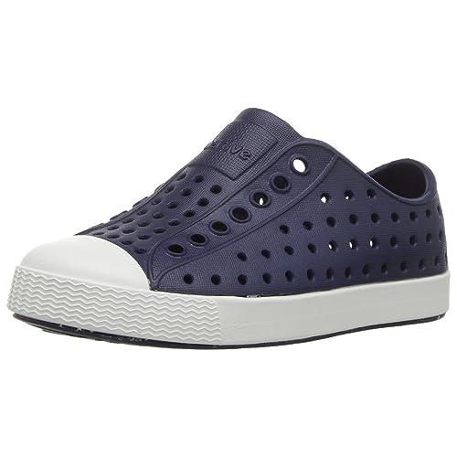 1c991d17f31d Native Unisex Kid s Jefferson Slip-On Sneaker