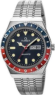 [タイメックス] 腕時計 TIMEX Q TW2T80700 メンズ シルバー