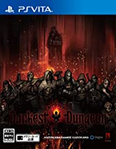 Kadokawa Games Darkest Dungeon PS Vita SONY Playstation JAPANESE VERSION