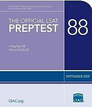 The Official LSAT PrepTest 88: (September 2019 LSAT)