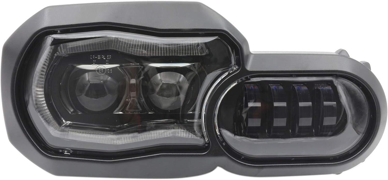 現金特価 LED タイムセール Headlight Assembly with DRL BMW f800g f800gs Compatible
