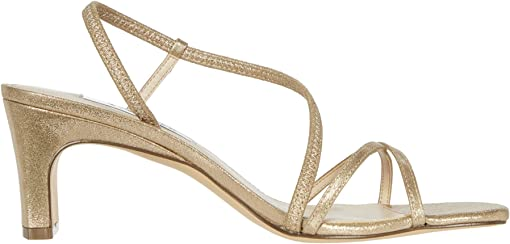 Taupe Reflective Suedette