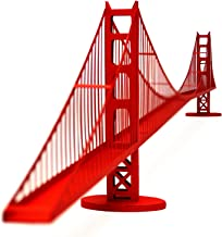 PaperLandmarks Golden Gate Bridge Paper Model Kit