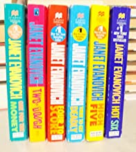 Janet Evanovich's Stephanie Plum Books 1-6 (One for the Money,Two for the Douth,Three to Get Deadly,Four to Score,High Fiv...