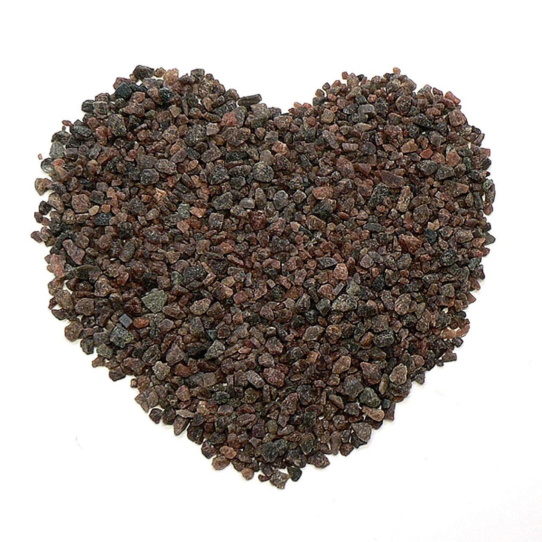 すぐにによって単独でヒマラヤ岩塩 ブラックソルト 入浴用 バスソルト(小粒)2kg 黒岩塩 ブラック岩塩
