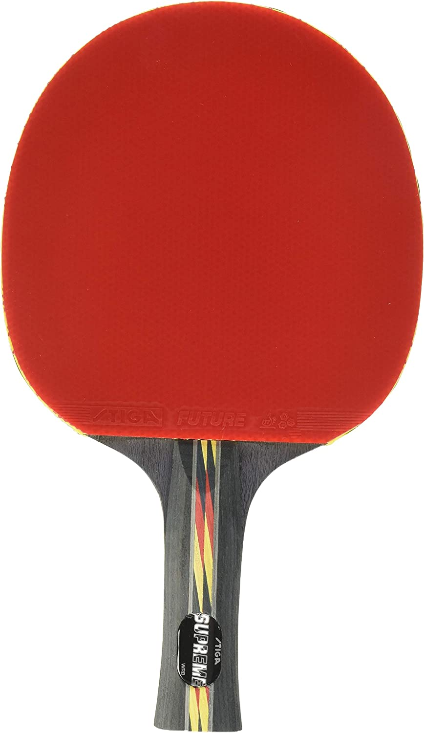 STIGA Supreme Performance-Level Table Tennis Made Excellent IT Racket with Industry No. 1