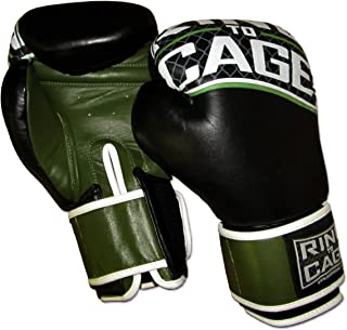 Ring to Cage Pro Muay Thai PAD-TECH Sparring Gloves. Muay Thai, MMA, Kickboxing, Boxing