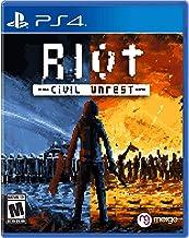 Riot Civil Unrest for PlayStation 4