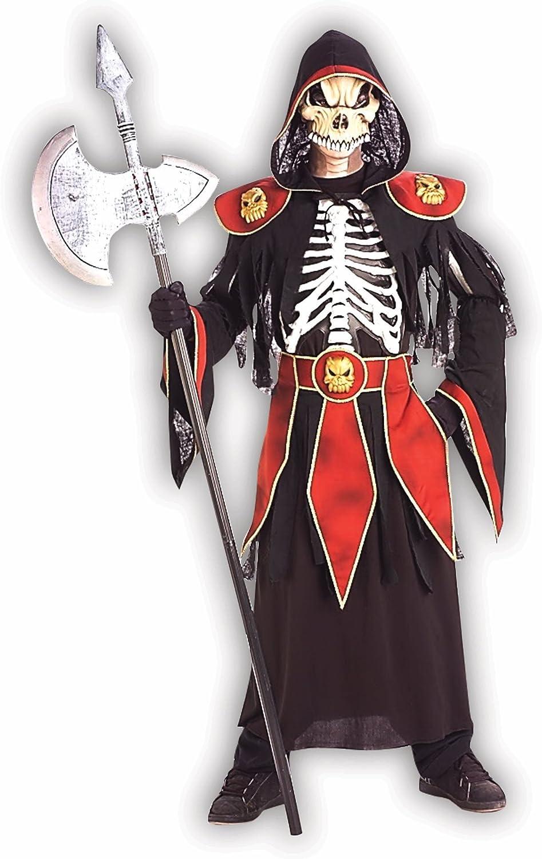 Bare Bones Skeletal Reaper Ranking TOP14 Adult Costume Size Fashion Standard Halloween