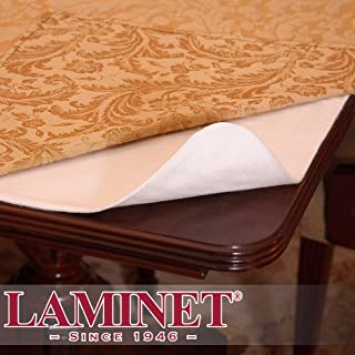 """LAMINET Deluxe Heavy Duty Cushioned Table Pad, 52"""" X 70"""","""