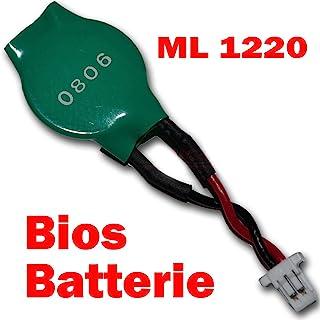 Bucom - ML1220 BIOS batería también ASUS EEE PC 1101HA 1005HA CMOS battery sellway