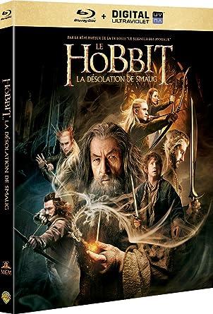 Le hobbit : la désolation de smaug - Blu-ray + DIGITAL HD Ultraviolet