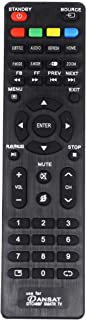 remote control for dansat smart tv