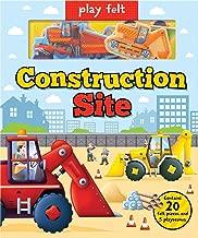 Play Felt Construction Site (Soft Felt Play Books)