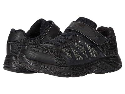 SKECHERS KIDS Sport Lighted Gore Strap Sneaker 401530L (Little Kid/Big Kid) (Black) Boy