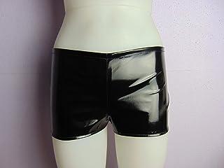 Hot pants in pvc