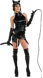 Secret Wishes Womens DC Comics Ame-comi Heroine Series Catwoman Costume